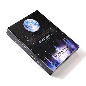 Bộ bài bói Tarot Oracle - Moonology Tiếng Anh Cao Cấp