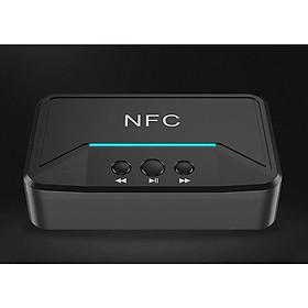 Thiết bị thu âm thanh bluetooth 5.0 RCA AUX Jack cắm 3.5MM NFC Bộ điều hợp không dây phiên bản 2020 - hàng chính hãng