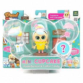 Bánh Mini Cupcake - Pastel Bonbon Và Cotton Candy BB32780