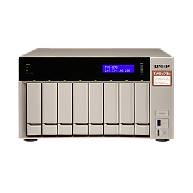Thiết Bị Lưu Trữ Qnap TVS-873e-Hàng chính hãng - 4GB