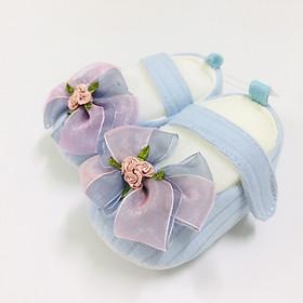 Giày Tập Đi Bé Gái  Hàng Loại 1 - Thiết kế thời trang - Mã 0006