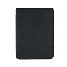 "PU Leather Smart Cover Slim Folio Sleep/Wake Case For Kobo Clara  6"" EReader"