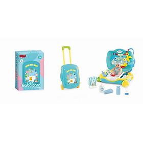 Bộ đồ chơi y tế  chăm sóc em bé 4896503681558