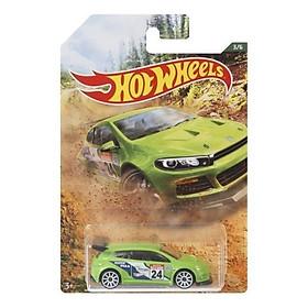 Siêu xe Hot Wheels thể thao BACKROAD RALLY VOLKSWAGEN SCIROC FYY00/GDG44