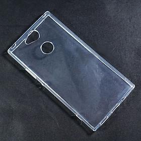 Ốp lưng silicon dẻo trong suốt loại A cao cấp cho Sony Xperia XA2