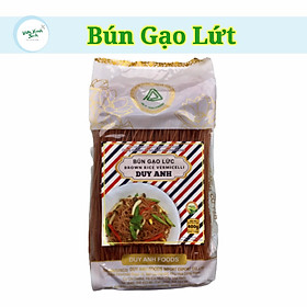 Bún gạo lứt Duy Anh Foods/400G/Hàng Việt Nam Xuất Khẩu/Hàng Việt Nam chất lượng cao/Thực dưỡng ăn kiêng/Giảm cân