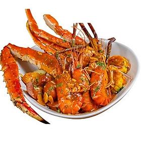 Vua Cua - Voucher Combo King Crab