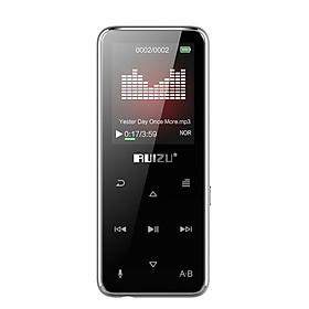 Máy Nghe Nhạc MP3 Bluetooth Ruizu X16 Bộ Nhớ Trong 8GB AZONE - Hàng Nhập Khẩu