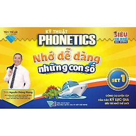 FLASHCARD PHONETIC (LUYỆN SIÊU TRÍ NHỚ)
