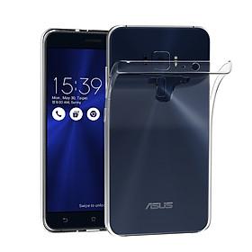 Ốp Dẻo Trong Suốt Dành Cho Asus Zenfone 3 5.5 Inch (ZE552KL)
