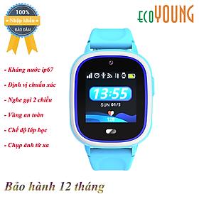 Đồng hồ định vị trẻ em ecoWATCH E5S 2020 (chống nước) - Hàng Nhập Khẩu