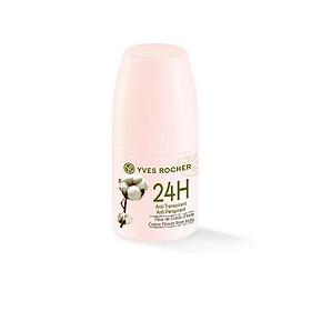 Lăn khử mùi Yves Rocher 24H Anti-Perspiran 50ml