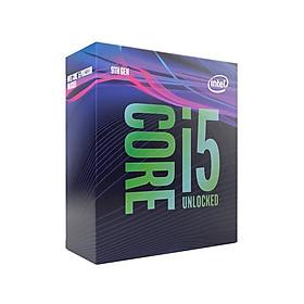 CPU Intel Core i5-9600K (3.7GHz - 4.6GHz) -  Hàng chính hãng
