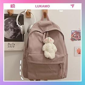 Balo nữ cao cấp du lịch dễ thương đẹp đi học giá rẻ LUKAMO BL88