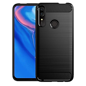 Ốp Lưng Chống Sốc Vân Cabon Cho Điện Thoại Huawei Y9 Prime 2019