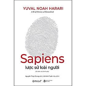 Sapiens Lược Sử Loài Người (Bìa Cứng)
