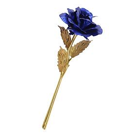 Hoa hồng màu vàng 24k quà tặng 20/10 8/3 14/2 quà tặng bạn gái và người thân RSYL000024K-5591