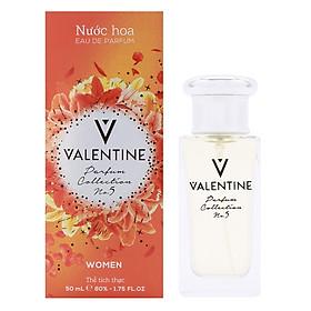 Nước hoa Valentine 50ml