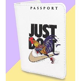 Bao Da Hộ Chiếu - Passport Holder - DO IT NOW - PP005