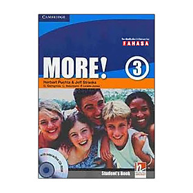 More! Level 3 Student's book with interactive CD-ROM Edition