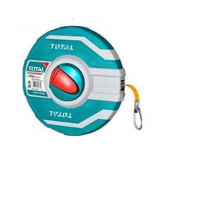 Thước dây sợi thủy tinh (30m) Total TMTF12306