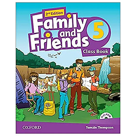 Family and Friends: Level 5: Class Book