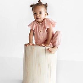 Set đồ bộ thô đũi bé gái ZR