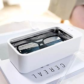 máy làm sạch siêu âm xiaomi Lofans, làm sạch kính và đồ trang sức