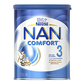 Sữa Nan Comfort Chống Táo Bón 800g số 3 - Hàng Nhập Úc