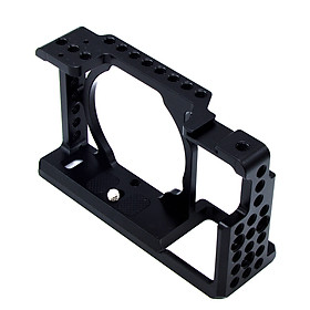 Video Camera Cage Protective Camera Stabilizer for Sony A6000 A6300 NEX7