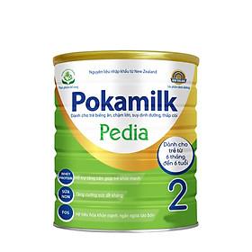 Sữa dinh dưỡng POKAMILK PEDIA 900g
