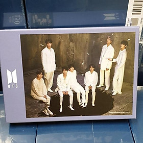BTS jigsaw puzzle SEVEN1 150Pcs W MAP OF THE SOUL 7 + photocard