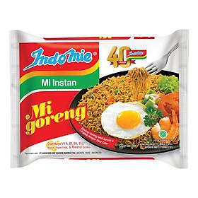 Thùng 40 Gói Mì Xào Khô Indomie Vị đặc biệt - Mi Goreng Fried Noodle (85g x 40)