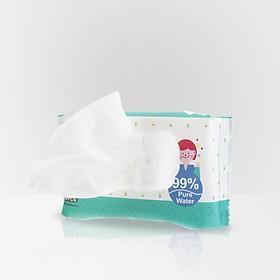 Combo 24 Gói Khăn Giấy Ướt Jelly Bubble - 20 Tấm-3