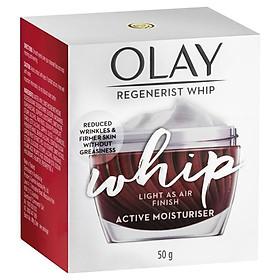 Olay Regenerist Whip Face Cream Moisturiser 50g
