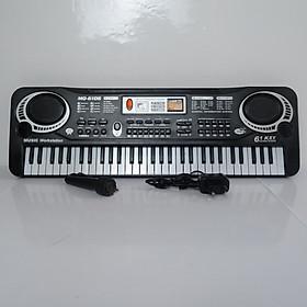 Bộ đàn Organ 61 phím có Micro cho bé + Tặng kèm 1 đôi phao tay