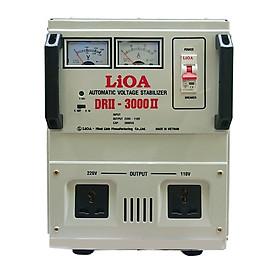 Ổn áp 1 pha LiOA DRII-3000 II