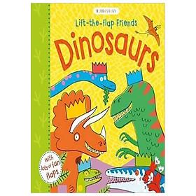 Lift-the-flap Friends Dinosaurs