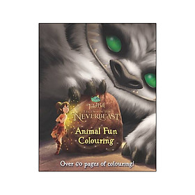 Tinkerbell and the Legend of the Neverbeast : Animal Fun Colouring