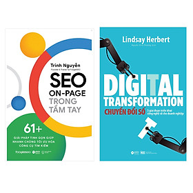 Combo SEO on Page + Digital Transformation