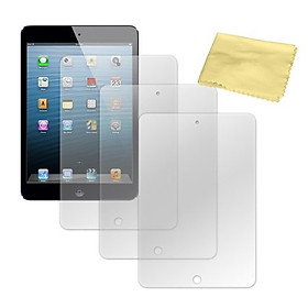 Miếng dán màn hình chống trầy chống vân tay cho Ipad mini 123/ mini 4/ ipad air/ ipad air 2/ ipad pro 9.7/ ipad pro 10.5/ ipad 11 inch/ ipad 2018/ ipad 2017/ mini 5/ air 3 2019 10.5 inch