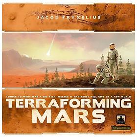 Trò Chơi Board Game Terraforming Mars Tiếng Anh