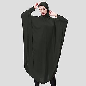 Váy Trùm Đầu Phong Cách Hồi Giáo