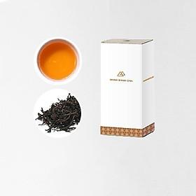 Trà Hồng Ngọc hồ Nhật Nguyệt Shan Shan Cha trồng tự nhiên - 100g/ hộp (gói lá trà bổ sung)