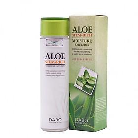 Sữa dưỡng thể làm đẹp da cao cấp Hàn Quốc Dabo Aloe Stem-Rich Emulsion (150ml) – Hàng chính hãng