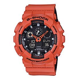 Đồng hồ Casio Nam G Shock GA-100L-4ADR