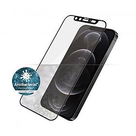 Kính cường lực kháng khuẩn Panzer glass cho iphone 12 / 12 pro / 12 pro max