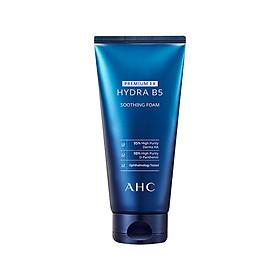 AHC Premium Hydra B5 Soothing Foam Cleanser 180ml Korea