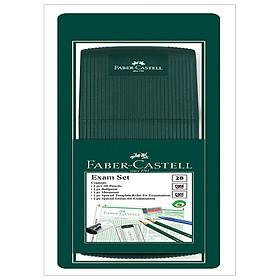 Bộ Dụng Cụ Thi Trắc Nghiệm 119049 Faber Castell