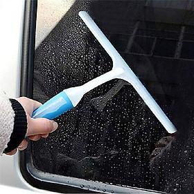 24.5 * 22 * 3cm Windshield Wiper Car Window Cleaner Glass Water Scraper Car Windshield Cleaning Water Scraping Car Accessories